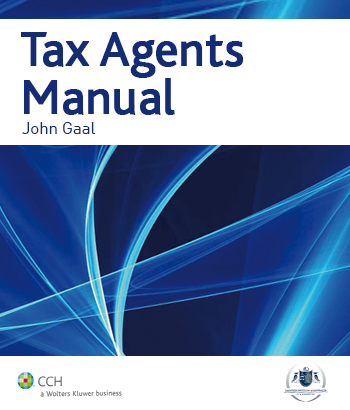 The Tax Agent's Manual