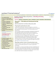 LexisNexis Practical Guidance Tax