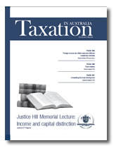 Taxation in Australia | 1 May 08