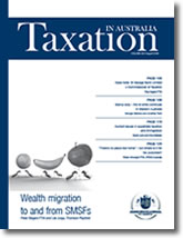 Taxation in Australia | 1 Aug 08