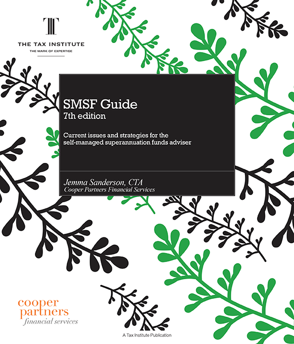 Cover image: SMSF Guide, 7th Edition