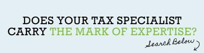 Tax Specialist - T is for Tax